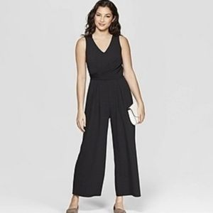 A New Day | Black Jumpsuit